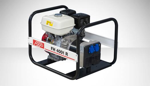 Agregat prądotwórczy jednofazowy FH 4001 R
