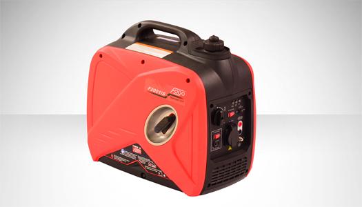 Agregat prądotwórczy jednofazowy F2001 IS