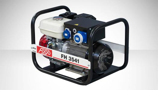 Agregat prądotwórczy jednofazowy FH3541