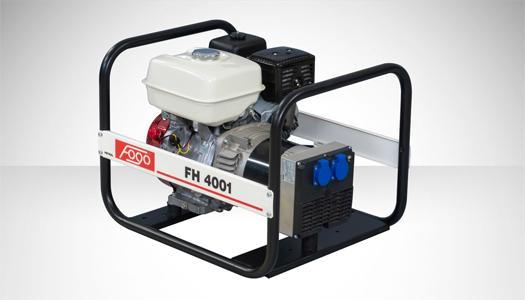 Agregat prądotwórczy jednofazowy FH4001