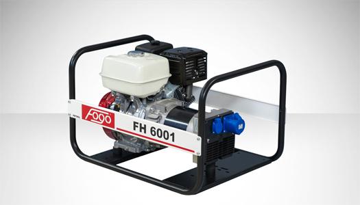 Agregat prądotwórczy jednofazowy FH 6001