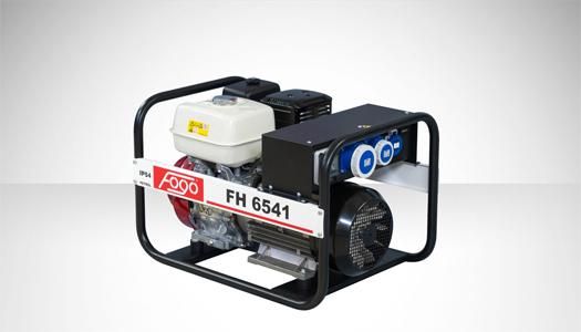 Agregat prądotwórczy FH6541