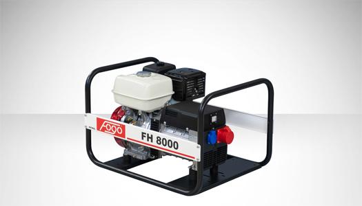 Agregat prądotwórczy trójfazowy FH 8000
