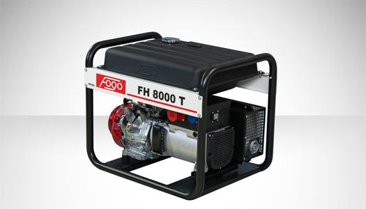 Agregat prądotwórczy trójfazowy FH 8000 T