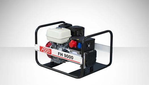 Agregat prądotwórczy trójfazowy FH 9000