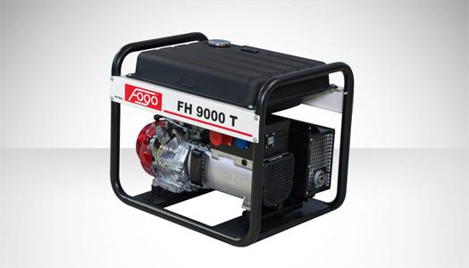 Agregat prądotwórczy trójfazowy FH 9000 T