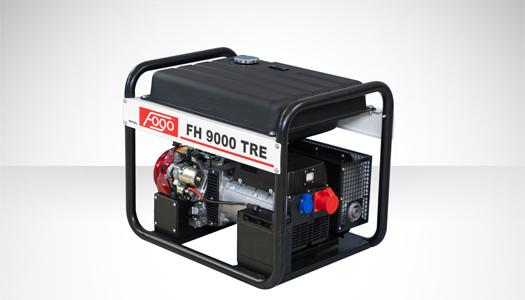 Agregat prądotwórczy trójfazowy FH 9000 TRE