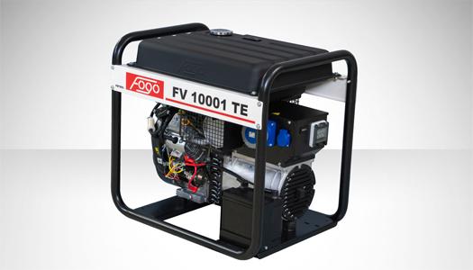 Agregat prądotwórczy FV 10001 TE