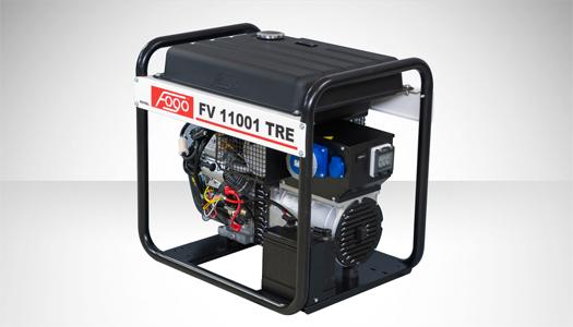 Agregat prądotwórczy FV 11001 TRE
