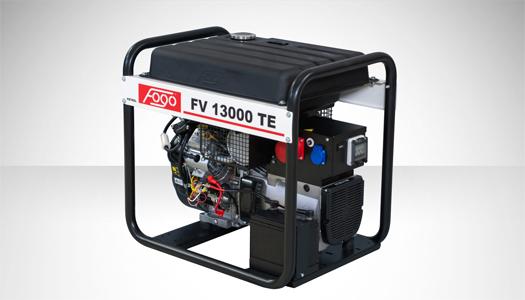 Agregat prądotwóczy trójfazowy FV 13000 TE