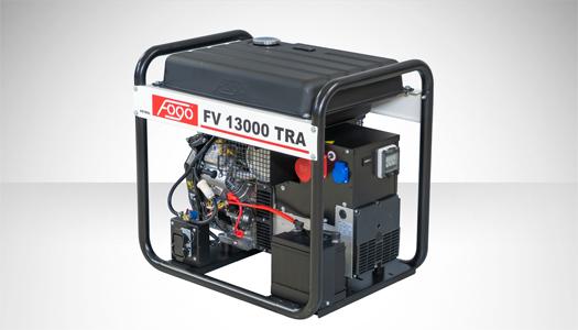 Agregat prądotwórczy FV 13000 TRA