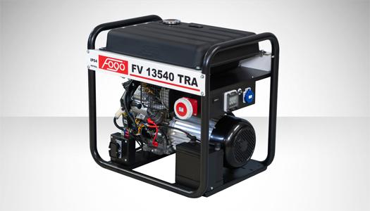 Agregat prądotwórczy trójfazowy FV 13540 TRA