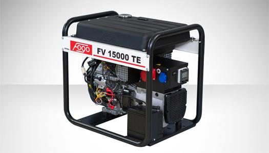Agregat prądotwórczy trójfazowy FV15000 TE