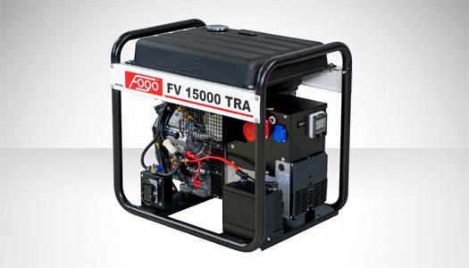 Agregat prądotwórczy trójfazowy FV 15000 TRA