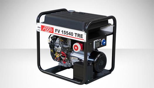 Agregat prądotwóczy trójfazowy FV 15540 TRE