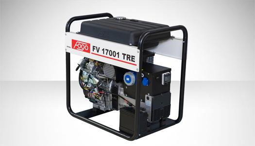 Agregat prądotwórczy FV 17001 TRE