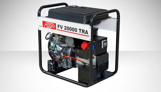 Agregat prądotwórczy trójfazowy FV 20000 TRA
