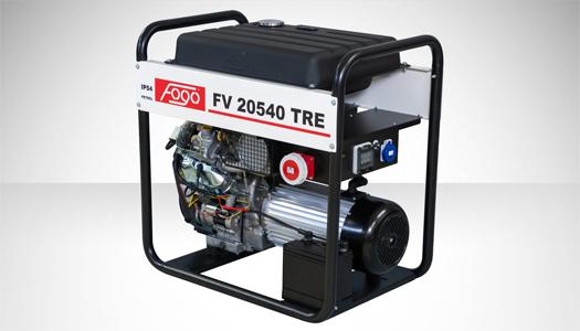 Agregat prądotwórczy trójfazowy FV 20540 TRE